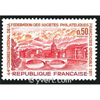 n° 1681 -  Selo França Correios