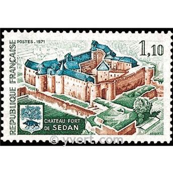 n° 1686 -  Selo França Correios
