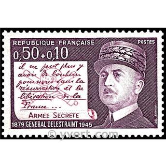 nr. 1689 -  Stamp France Mail