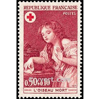 nr. 1701 -  Stamp France Mail