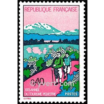 n.o 1723 -  Sello Francia Correos