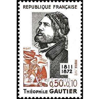 n.o 1728 -  Sello Francia Correos