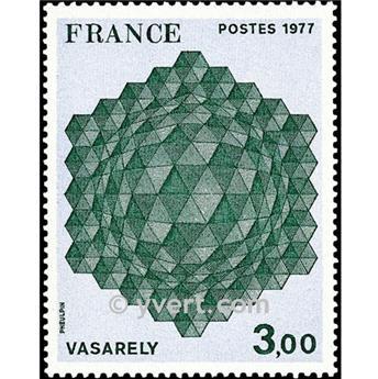 n° 1924 -  Selo França Correios