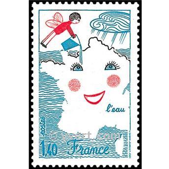 n° 2125 -  Selo França Correios