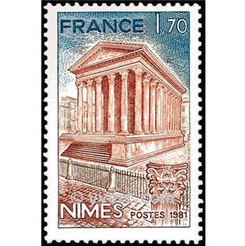 n° 2133 -  Timbre France Poste