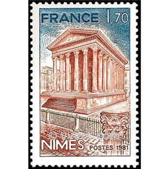 n.o 2133 -  Sello Francia Correos