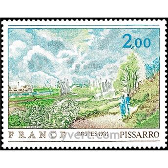 n° 2136 -  Timbre France Poste