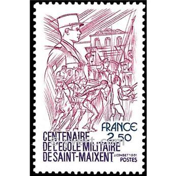 n° 2140 -  Selo França Correios
