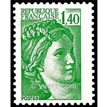 n° 2154 -  Selo França Correios