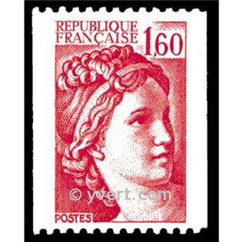 n° 2158 -  Selo França Correios