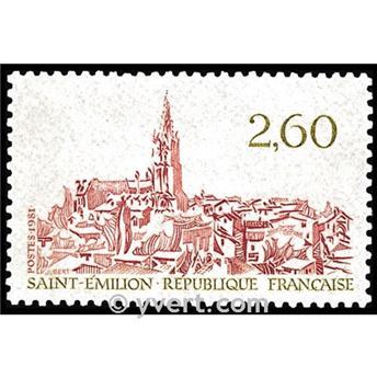 n° 2162 -  Selo França Correios