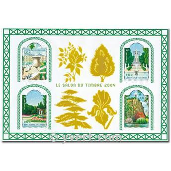 n° 71 -  Timbre France Bloc et feuillets