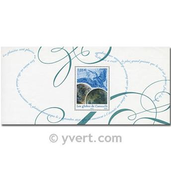 nr. 26 -  Stamp France Souvenir sheets