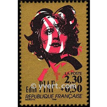 n° 2652 -  Selo França Correios