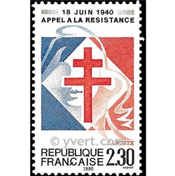 n° 2656 -  Selo França Correios