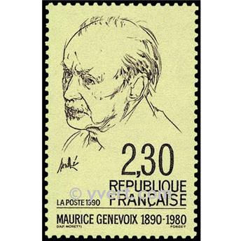 n° 2671 -  Selo França Correios
