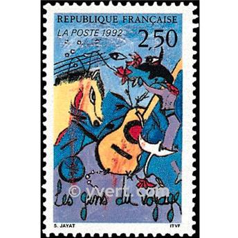 n° 2784 -  Selo França Correios