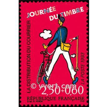 n.o 2792 -  Sello Francia Correos