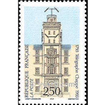 n° 2815 -  Selo França Correios