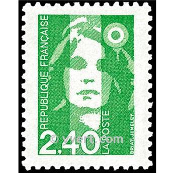 n° 2820 -  Selo França Correios