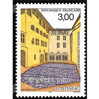n° 3256 -  Selo França Correios