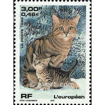 n° 3284 -  Selo França Correios