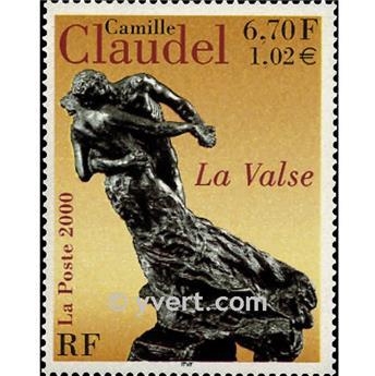 n° 3309 -  Selo França Correios