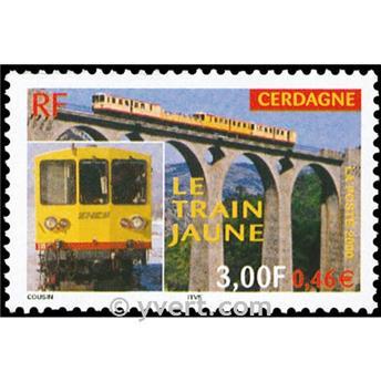 n° 3338 -  Selo França Correios