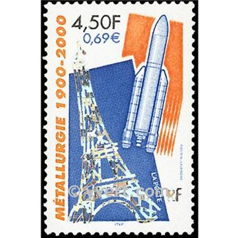 n° 3366 -  Selo França Correios