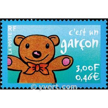nr. 3377 -  Stamp France Mail