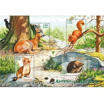nr. 3381/3384 -  Stamp France Mail