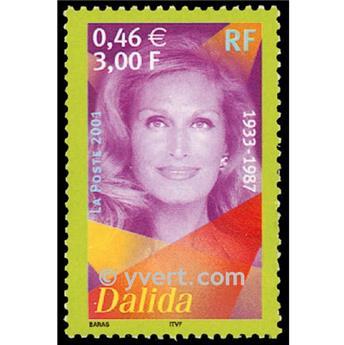 nr. 3394 -  Stamp France Mail