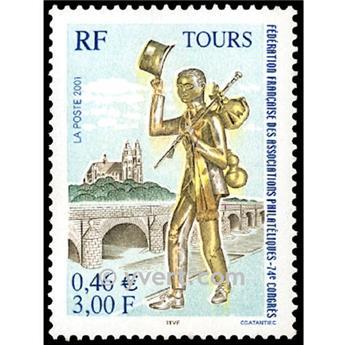 n.o 3397 -  Sello Francia Correos