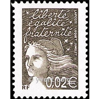 n.o 3444 -  Sello Francia Correos
