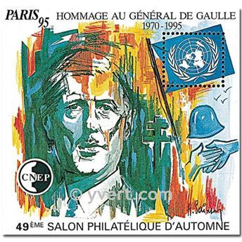 n.o 21 -  Sello Francia Cámara Sindical de Negociantes y Expertos en Filatelia (CNEP)