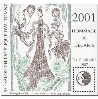 nr. 34 -  Stamp France CNEP Stamp