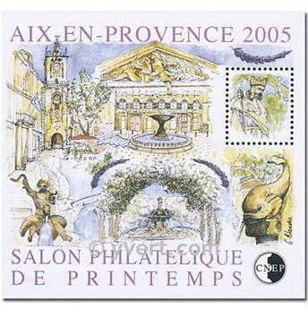 n° 43 -  Selo França CNEP