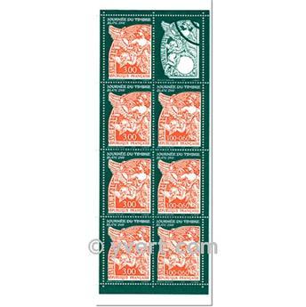 n° BC3137 -  Selo França Carnets Dia do Selo