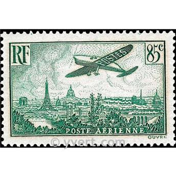 n° 8 -  Selo França Correio aéreo