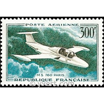 n° 35 -  Selo França Correio aéreo