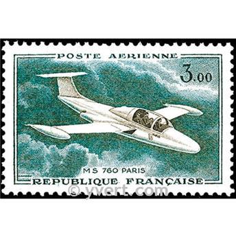 n° 39 -  Selo França Correio aéreo