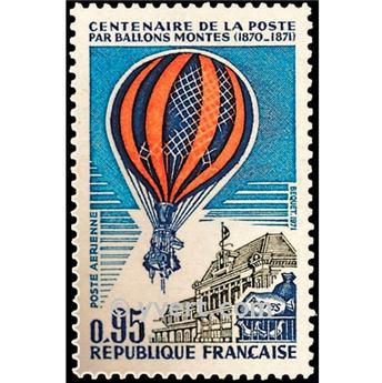 n° 45 -  Selo França Correio aéreo