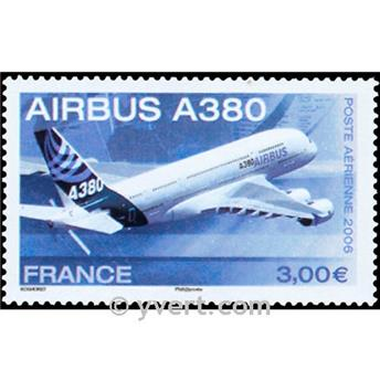 nr. 69 -  Stamp France Air Mail