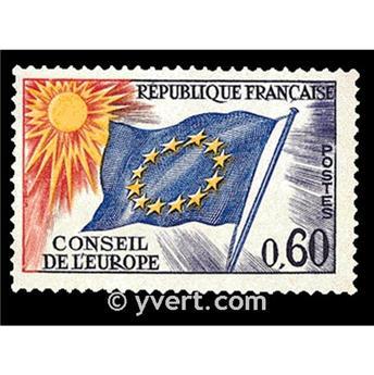 n° 34 -  Timbre France De service
