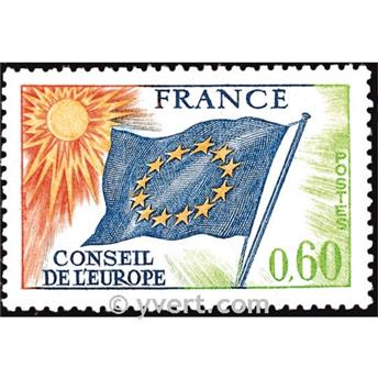 n° 46 -  Timbre France De service
