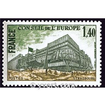 n° 55 -  Timbre France De service