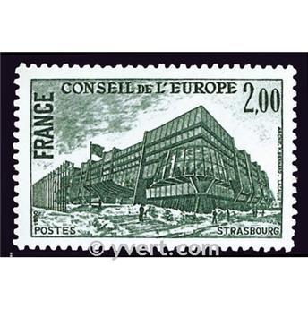 n° 64 -  Timbre France De service