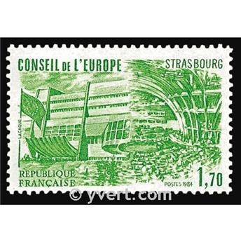 n° 82 -  Timbre France De service
