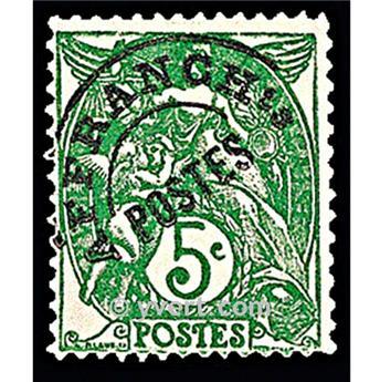n° 41 -  Selo França Pré-obliterados