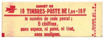 n° 64 -  Selo França Pré-obliterados